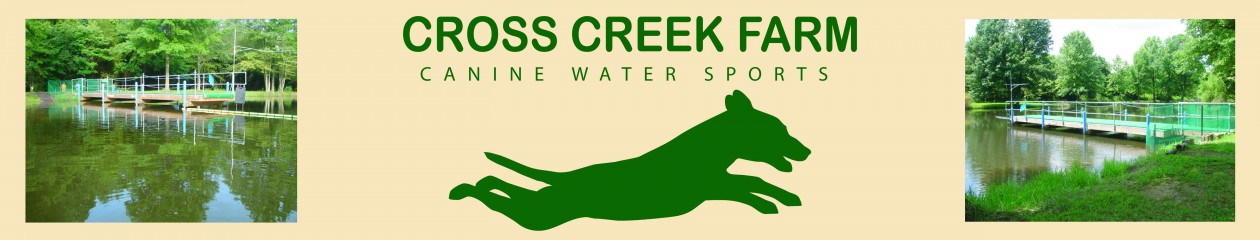Cross Creek Farm Canine Water Sports